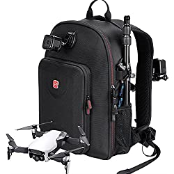 Smatree Sac à Dos DP1800A pour DJI Mavic Air et Gopro Hero Session/Hero 201/8/7/6/5/4/3/2/1