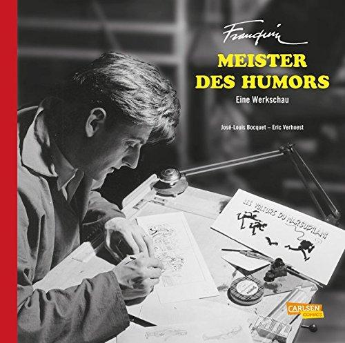 Franquin, Meister des Humors – Eine Werkschau