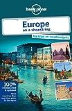 Europe on a shoestring 8ed - Anglais