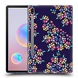 Head Case Designs Officiel Turnowsky Fleurs De Bouquet Fleurs Coque en Gel Doux Compatible avec Samsung Galaxy Tab S6 (2019)