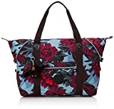 Kipling - ART M  - Borsa da viaggio media - Rose Bloom Blue - (Multi color) immagine