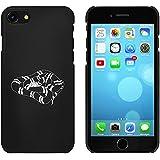 Noir 'Serpent de Lait' étui / housse pour iPhone 7 (MC00080747)