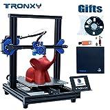 Aibecy Kit stampante 3D TRONXY XY-2 Pro Montaggio rapido 255 * 255 * 260mm Supporto volume volume Livellamento automatico Riprendi Filamento stampa Rilevamento esaurito con scheda 8G