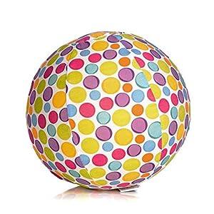 BUBABLOON BB de 17501Globo móvil-Circles, Color Blanco/Azul/Verde/Naranja/Rosa/Morado