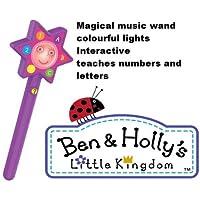 inspiration Ben and Holly \'s Little King - Varita Luminosa para Hablar, diseño de música