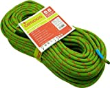 TENDON Climbing Rope Smart Lite 9.8mm - Green, Polyamide, 40m by Tendon