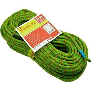 Cuerda Escalada Tendón SmartLite 9,8 mm – Verde, Poliamida, 60m