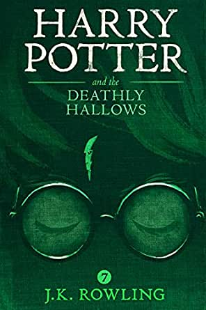 Harry Potter And The Deathly Hallows English Edition Ebook Rowling J K Amazon De Kindle Shop