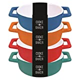 Oval Oven To Table Baking Dish - PACK OF FOUR