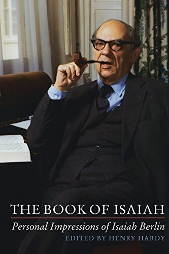 The Book of Isaiah: Personal Impressions of Isaiah Berlin (0)