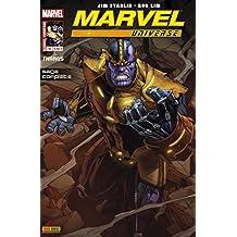Marvel Universe 2013 10 : Thanos : Là-haut, un dieu écoute