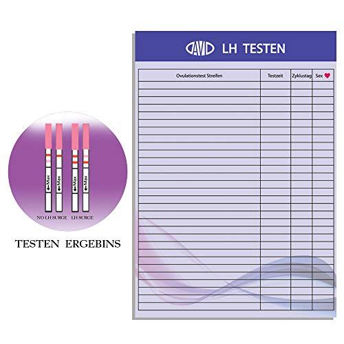 Zoom IMG-2 test di ovulazione 50 ovulazion