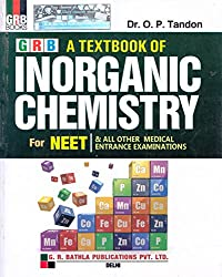 A Textbook Inorganic Chemistry for NEET & All Other Medical Entrance Examinations