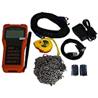 Held TR-DTI-100H-HS1 mano DTI Meter Digital Transit-Time ultrasuoni Misuratore di portata per liquidi DN15 ~ DN100mm Sezione tubo con HS1 trasduttore -30C ~ 160C High Temp. Sensore acqua