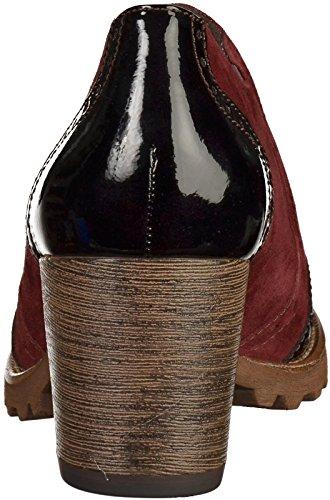 Tamaris 1-24400-27 Damen Stiefelette Bordeaux