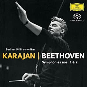 Beethoven:Symphony No.1&2 [Import USA]