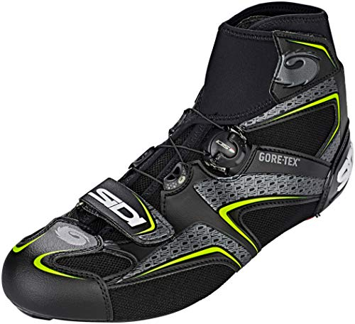 Sidi Frost Gore Shoes Herren Black/Yellow Schuhgröße EU 44 2020 Schuhe