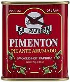 El Avion Pimenton Picante Ahumado, 5er Pack (5 x 75 g)