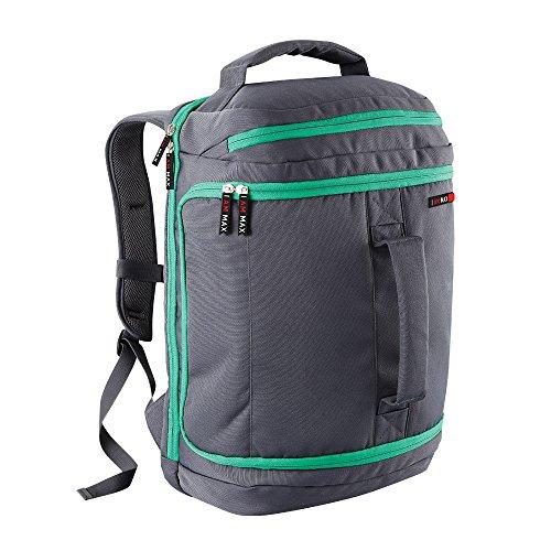 i-am-max-metropolitan-cabin-bag-hand-luggage-backpack-iata-55x35x20cm-grey-green