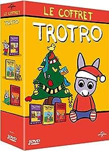 Trotro - Le coffret: Chef d'orchestre + Petit Clown + Est amoureux