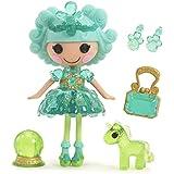 Lalaloopsy (TM) - Mini Mundial de la muñeca del Clarity Glitter Gazer