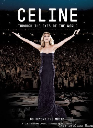 celine-dion-poster-24x36in-through-the-eyes-of-the-world-movie-by-unknown