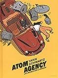 Atom Agency - tome 1 - Les bijoux de la Begum...