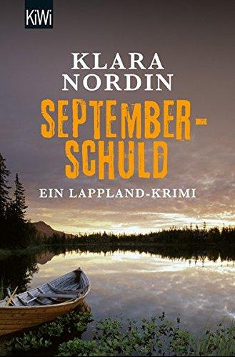 Buchcover Septemberschuld: Ein Lappland-Krimi (Die Lappland-Krimis, Band 2)