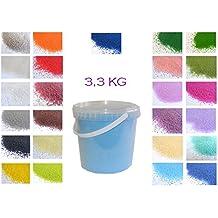 Sabbia colorata per vasi for Idrociclone per sabbia usato
