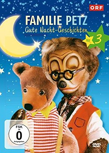 Gute Nacht Geschichten 3: Familie Petz