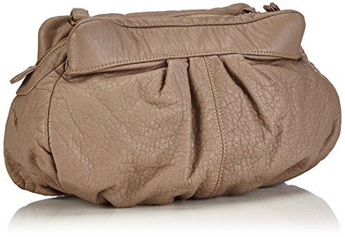 Tamaris BARBARA Crossover Bag 1051142-428 Damen Umhängetaschen 35x22x14 cm (B x H x T) Beige (truffle 428)