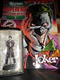 DC Comics Supereroi Joker Eaglemoss Figure Statue Collection +fas