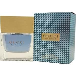 gucci pour homme ii 100 ml edt herrenduft spray beauty. Black Bedroom Furniture Sets. Home Design Ideas