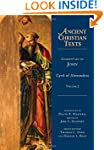 Commentary on John (Ancient Christian...