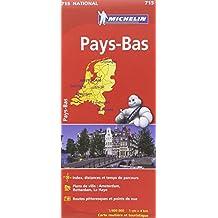 Carte NATIONAL Pays-Bas