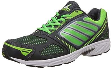 Power Men's Green Running Shoes - 10 UK/India (44 EU) (8317218)