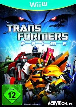 Transformers Prime (Wii U-transformers)
