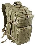 EXTREM Großer Rucksack 50 Liter Backpack Outdoor Robuster Multifunktions Military Rucksack für Backpacker | Camel (4076)