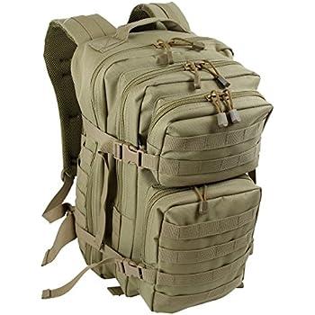 50L Rucksack Backpack Marcha Mochila Al Aire Libre Excursionismo Montañismo Ciclismo Mochila Militar Táctico Bolsa para