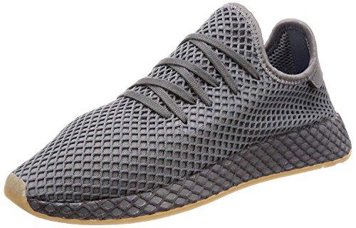 adidas Herren Deerupt Runner Gymnastikschuhe, weiß