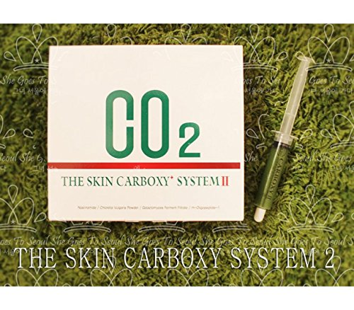 The Skin Carboxy System Co2 Mask
