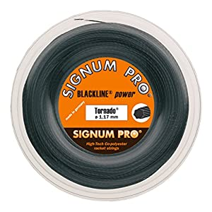 Signum Pro Tornado 200m schwarz 1,29 mm