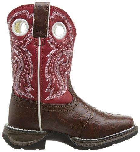 Durango Boots Bottes Lil 'durango Kids Enfants Western Bottes d'équitation (en différentes variantes) Chestnut Red