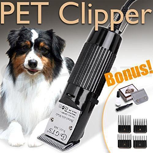S Haarschneidemaschinen Elektrische Tierschermaschine Für Hunde Und Katze Haustier Tierhaar Trimmer Grooming Clipper Dog Kit -