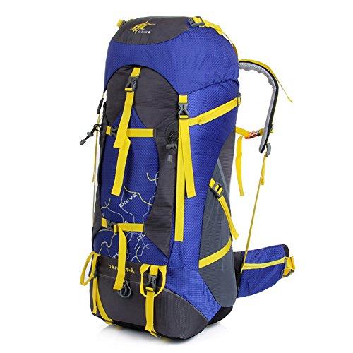 Outdoor großvolumigen Rucksäcken/ Wandern Rucksack/Paar Outdoor-Taschen/Rucksack Reisen F