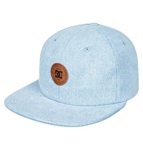 DC Shoes Brenim - Casquette Snapback - Homme - One Size - Bleu