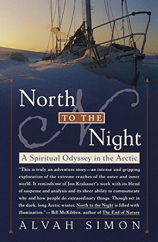 Price comparison product image North to the Night: A Spiritual Odyssey in the Arctic