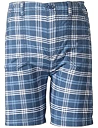 Sera Boys Navy Cotton Pull On Shorts