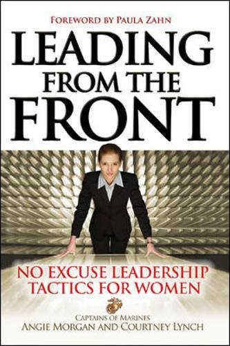 leading-from-the-front-no-excuse-leadership-tactics-for-women-business-books