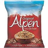 #8: Alpen Original Swiss Style Muesli Resealable Bag, 500g